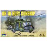 UH-1D Huey Gunship Model Kit